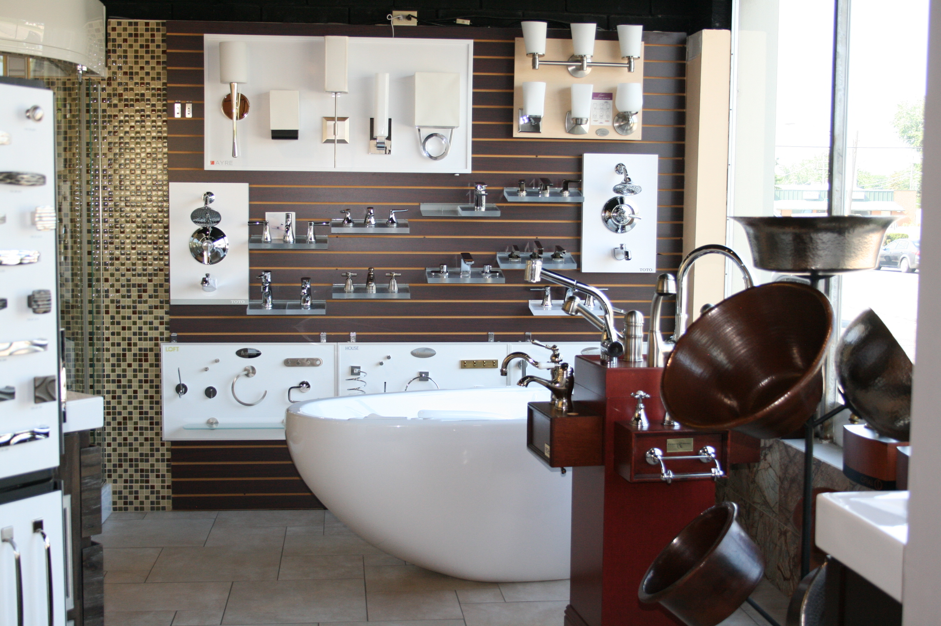 Palatine Showroom Kitchen Bath Mart - Bathroom stores milwaukee