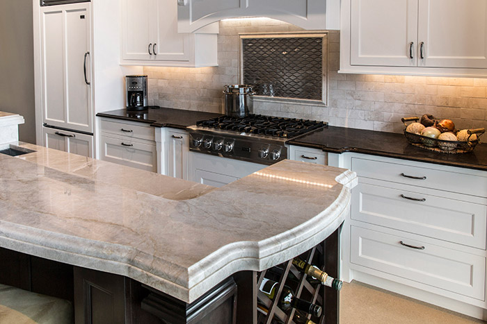 Terrazzo And Marble Supply Company Counters Kitchen