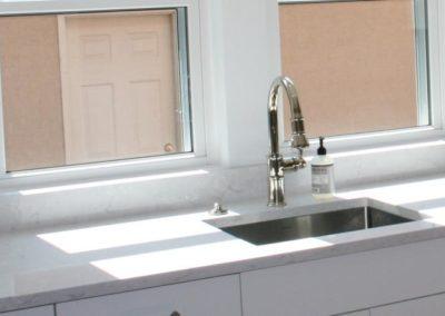 after windows sink faucet