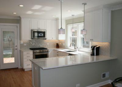 park ridge white kitchen remodel main